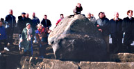 Stone Ceremony on Tuesday, March 10th, 1992