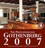The Prestoungrange Gothenburg Calendar 2007