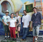 Youth Mural Project – Summer 2006
